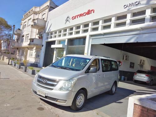 hyundai h1 2.5 wagon 12-p mt plus 2008 u$s 14.500