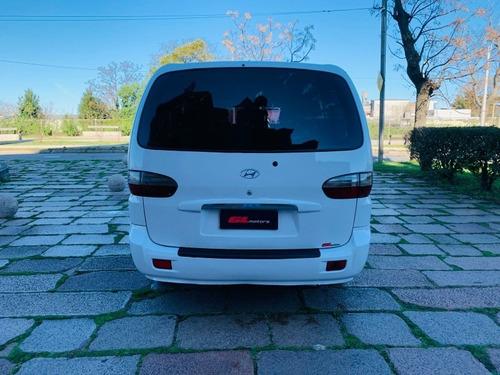 hyundai h1 9 pas. diesel (( gl motors )) financiamos en $
