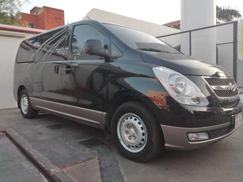 hyundai h1 - caja automatica - diesel