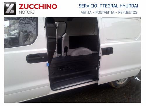 hyundai h1 | furgón y minibus | 2017 0km | zucchino motors