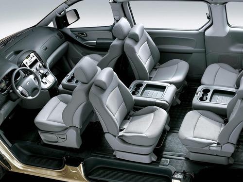 hyundai h1 minibus nafta, diesel, automatico manual