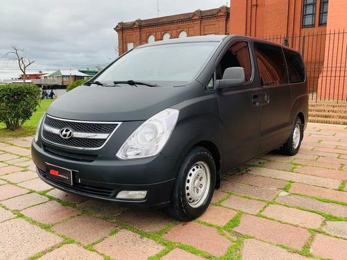 hyundai h1 nafta 12 pasajeros (( gl motors )) financiamos!