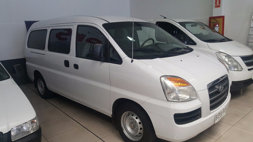 hyundai h1 rural 6 pax diesel 2007 u$s14800 dta iva permuta