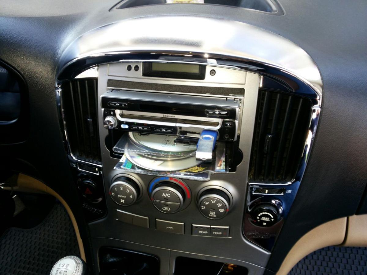 Hyundai H1 Set Interior Cromado 2007 - 2014 Hicrom