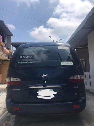 hyundai  h1 starex  furgoneta starex