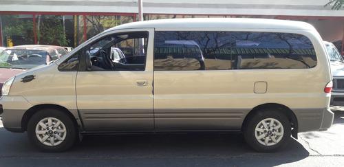 hyundai h1 vans diesel 2007 full. financiacion y cuotas en $