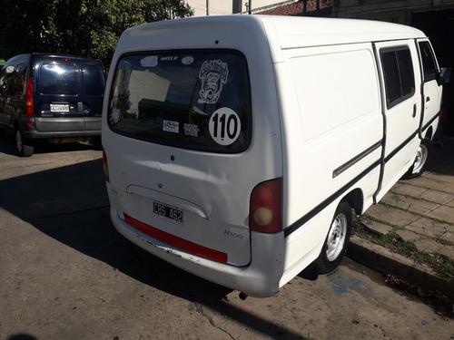 hyundai h100 1998