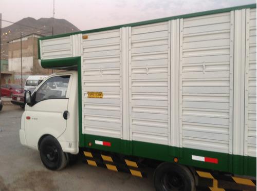 hyundai h100 2013 carga baranda excelente