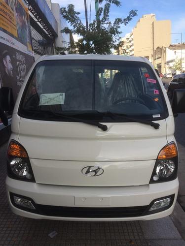 hyundai h100 2.2 crdi con caja extra largo 0km diesel 2017