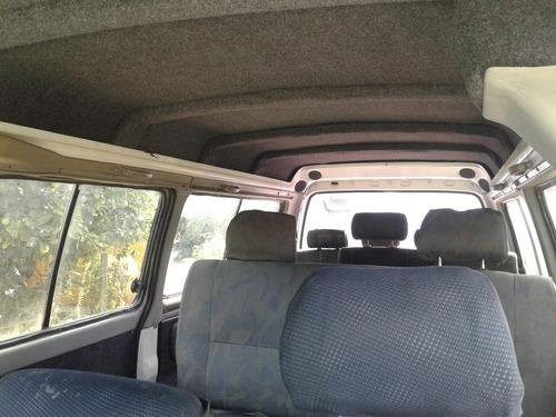 hyundai h100 2.5 12 pas spr minibus 1999