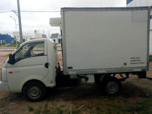 hyundai h100 con equipo de frio y caja termica