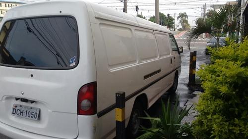 hyundai h100 furgão diesel 2.6 gl furgao