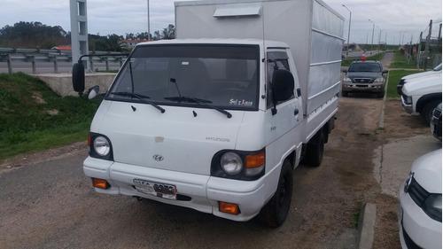 hyundai h100 furgon 1996  para  1 tonelado