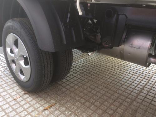 hyundai h100 truck con caja chasis extralargo