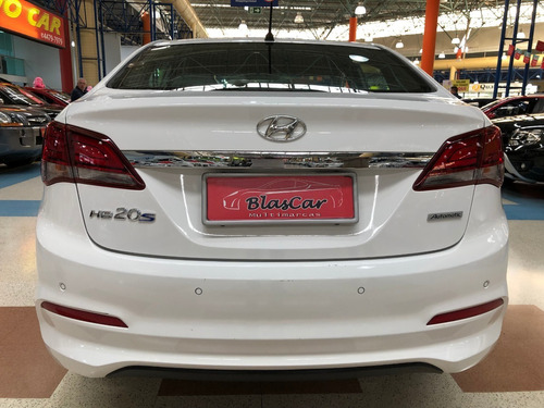 hyundai hb 20 s premium automatico