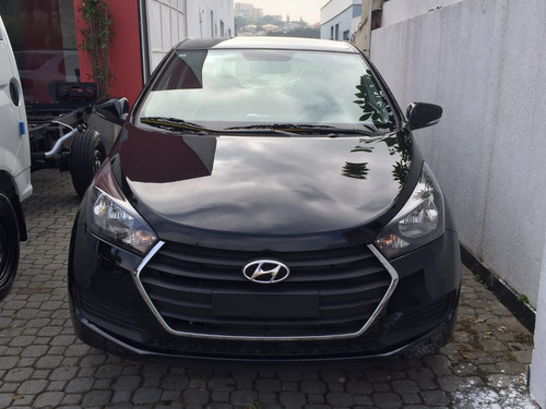hyundai hb20 1.0 comfort plus 17/18 0km manual rosati motors