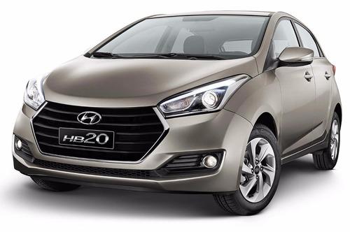 hyundai hb20 1.0 comfort plus 17/18 0km r$ 44.999,99