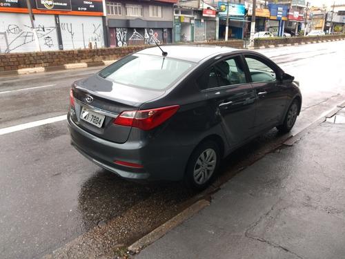 hyundai hb20 1.0 comfort plus flex 5p 2016 completo  ac auto