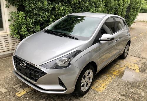 hyundai hb20 1.6 comfort 5p - 2020 - lagomar automoviles