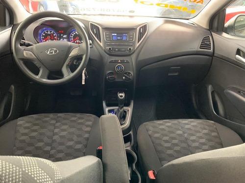 hyundai hb20  1.6 comfort plus flex automático