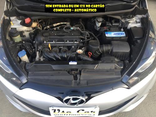 hyundai hb20 1.6 comfort style 16v 4p automático