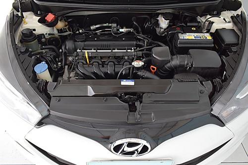 hyundai hb20 1.6 premium 16v flex 4p automático 2013