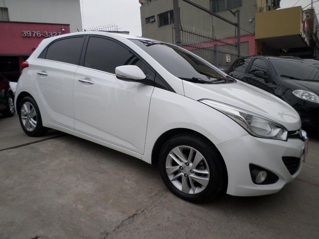 b22e623bfe181 Hyundai Hb20 1.6 Premium 2015 Flex Aut.branco 5p - R  42.999 em ...