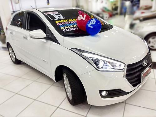 hyundai hb20 1.6 premium ! 30.000 km ! único dono ! ! !