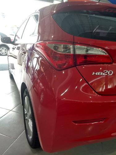 hyundai hb20 1.6 premium flex 5p