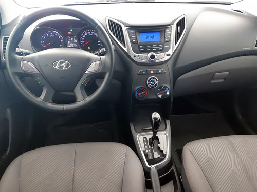 hyundai hb20 1.6 premium flex aut. 2014