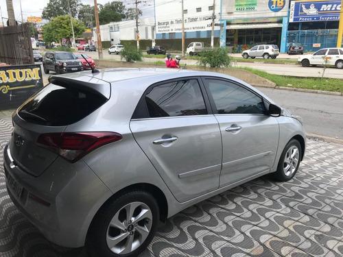 hyundai hb20 1.6 premium flex aut. 5p