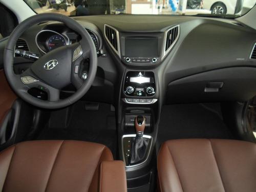 hyundai hb20 1.6 premium flex aut. 5p + bancos de couro