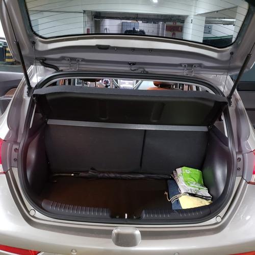 hyundai hb20 1.6 premium flex aut. 5p único dono, impecável!