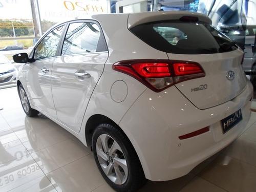 hyundai hb20 1.6 premium flex aut. + bancos de couro 5p