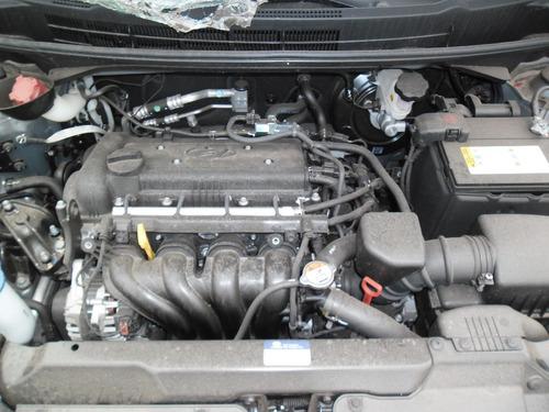 hyundai hb20 1.6flex 2013 motor cambio lataria acessorios