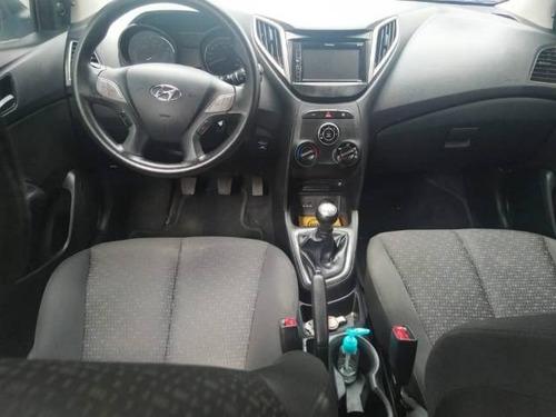 hyundai hb20 2017 1.6 comfort plus flex aut. 5p