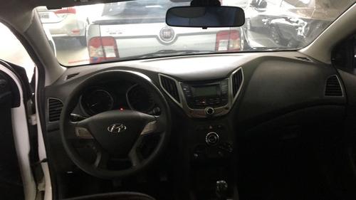 hyundai hb20 car