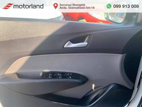 hyundai hb20 comfort 2019 impecable! - permuto / financio