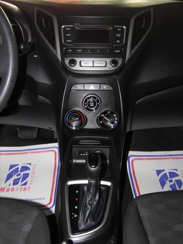 hyundai hb20 comfort style 1.6 aut flex 2017 preto