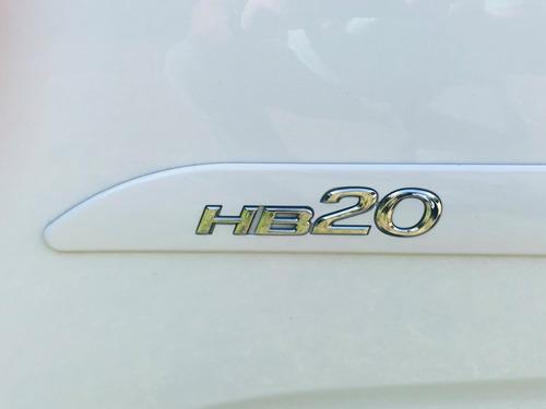 hyundai hb20 hatch mod 2014 branco 1.6 c style aut flex