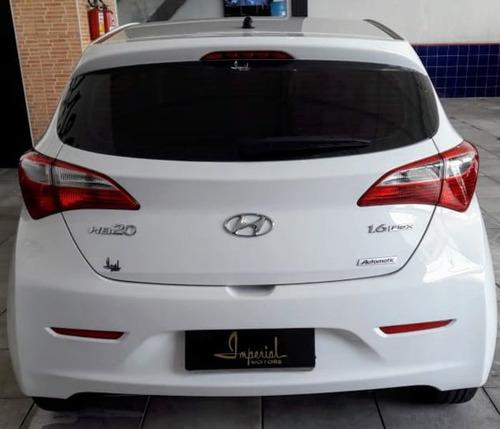 hyundai - hb20 premium 1.6 2014