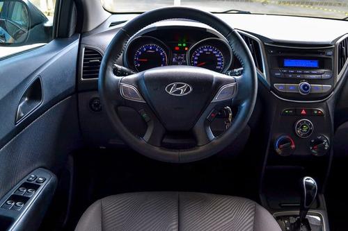 hyundai hb20 premium 1.6 flex 16v aut. 2013