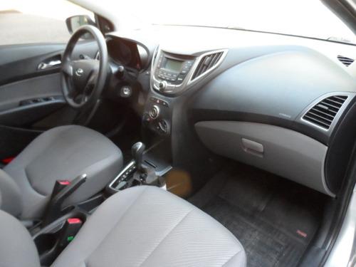 hyundai hb20 s 2015 confort plus, automático, baixo km.