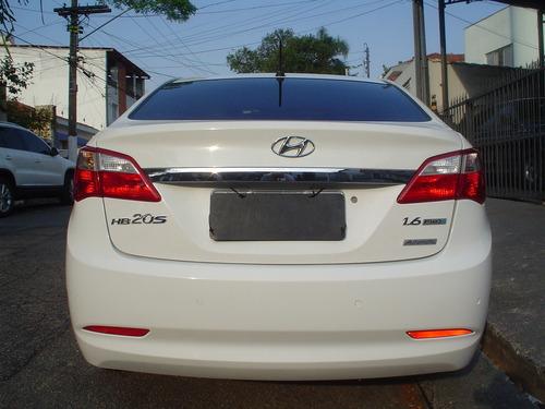 hyundai hb20 s automático premium 1.6 flex