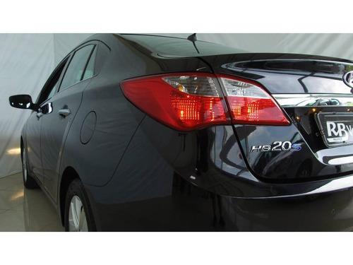 hyundai hb20 s premium 1.6 aut.