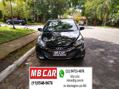 hyundai  hb20 sedan 1.6 comfort plus flex  2015