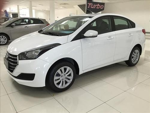 hyundai hb20 sedan conf.plus 1.6 8v automatic 0km2018