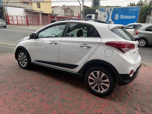 hyundai hb20 x automatico 2016 vilage automoveis