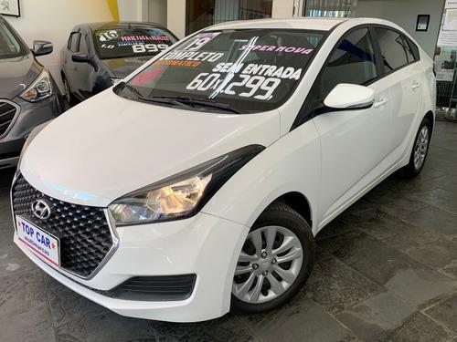 hyundai hb20s 1.6 2019 completo carro para aplicativo
