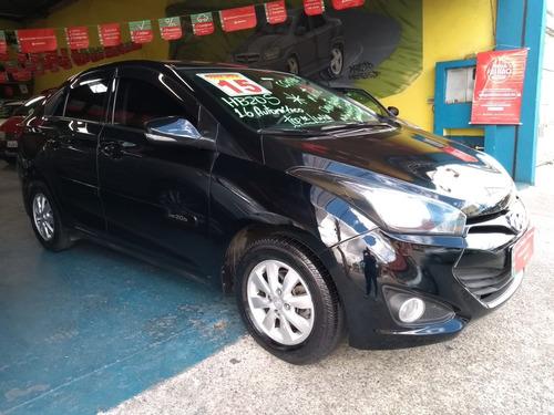 hyundai hb20s 1.6 aut multimidea gps couro garant fabricatop